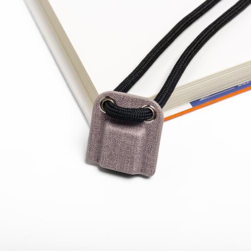 Магнитный держатель Jmate для Juul ( защита от потери девайса), серый