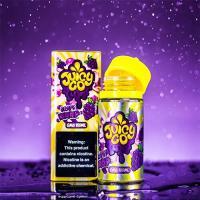 Жидкость для электронных сигарет Juicy Co Grape Drop 3 мг 100 мл