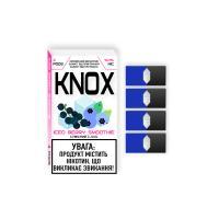 Картридж Knox Iced berry smoothie для электронной сигареты Juul 5% (Лесные ягоды+куллер)