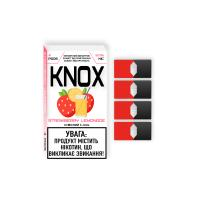 Картридж Knox Strawberry Lemonade для электронной сигареты Juul 5% (Земляничный лимонад)