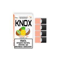 Картридж Knox Tropical Mix для электронной сигареты Juul 5% (Тропические фрукты)