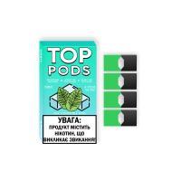 Картридж Top Pods Orbit для электронной сигареты Juul 5% (Жвачка)