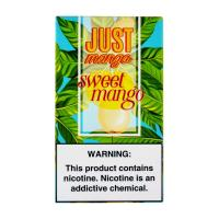 Картридж Just Mango Sweet Mango для электронной сигареты Juul 5% (Сладкое манго)