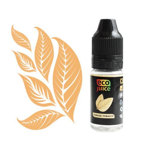 Жидкость для электронных сигарет Eco Juice Tender Tobacco 3 мг 10 мл