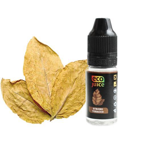 Жидкость для электронных сигарет Eco Juice Strong Tobacco 3 мг 30 мл