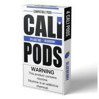 Картридж Cali Pods Blueberry для электронной сигареты Juul 5% ( Черника)