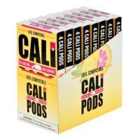 Картридж Cali Pods Pink Lemonade для электронной сигареты Juul 5% ( Лимонад)