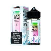 Жидкость для электронных сигарет Juice Head Freeze Watermelon Lime 3 мг 100 мл (Арбуз+лайм+ментол)
