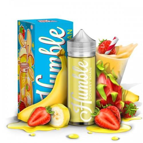 Жидкость для электронных сигарет Humble Ice Donkey Khan 3 мг 120 мл