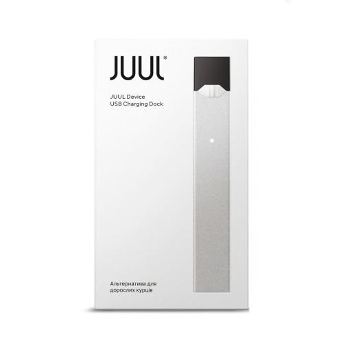 Стартовый набор POD система Juul Basic Kit Slate Original (Графит, оригинал)